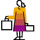 281173 Woman Consumer R Purple