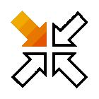 281244 Four Arrows R Orange