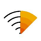 281342 Wi Fi R Orange