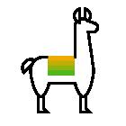 284127 Llama R Green