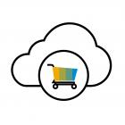 284165 Commerce Cloud R Blue Png Buy Option 1